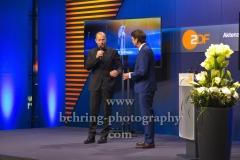 "Heino Ferch, Rudi Cerne, ""XY-Preis 2019"", 18. Preisverleihung, ZDF-Hauptstadtstudio, Berlin, 20.11.2019"