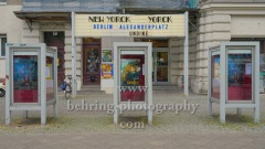 """Yorck - NewYorck""-Kino in der Yorckstrasse 86, Arthouse-Kino, ""Kreuzberg"", Berlin, 18.07.2020"