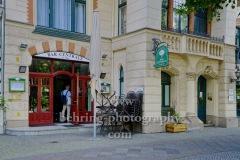 """""""Bar Centrale"""" in der Yorckstrasse 82, stilvolles Restaurant und Cafe-Bar mit italienischen Spezialitaeten, """"Kreuzberg"""", Berlin, 18.07.2020"""