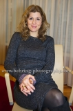 """ZDF-Pressetag"", Fiona Coors (""Katie Fforde: Herzenssache"" - 26.03.2017 im ZDF), Photo Call im Regent Hotel, Berlin, 24.01.2017  [Photo: Christian Behring]"