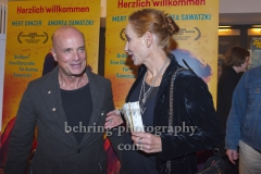 "Christian Berkel, Andrea Sawatzki, ""ZOROS SOLO"" (ab 24.10.19 im Kino), Berlin-Pemiere, Kant Kino, Berlin, 25.10.2019"