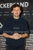 """""""Zuckersand"""" (Ausstrahlung: 11.10.2017, 20.15 Uhr ARD), Christian Friedel, Interview und Photocall, Bayerische Vertretung, Behrenstraße 21/22, 10117 Berlin, 25.09.2017 [Photo: Christian Behring]"""