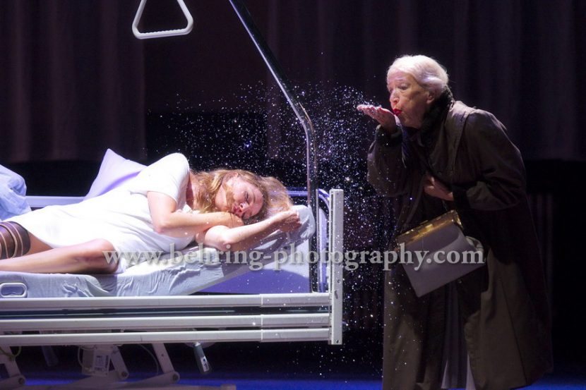 """CENDRILLON - ASCHENPUTTEL"", Komische Oper, Berlin, Premiere am 12.06.2016"