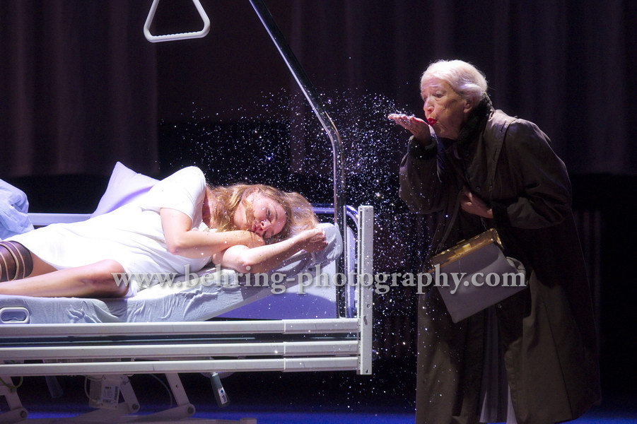 CENDRILLON - ASCHENPUTTEL, Komische Oper, Berlin, Premiere am 12.06.2016