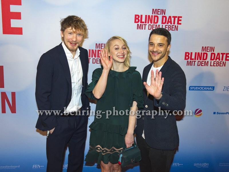 """""""MEIN BLIND DATE MIT DEM LEBEN"""", Premiere im Kino in der Kulturbrauerei, Berlin, 18.01.2017"""