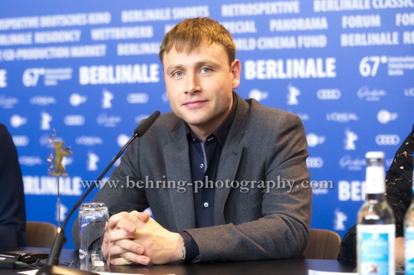 """BERLIN SYNDROME"", 67. BERLINALE, 14.02.2017"