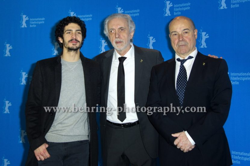 """LA REINA DE ESPANA / THE QUEEN OF SPAIN"", 67. BERLINALE, 12.02.2017"