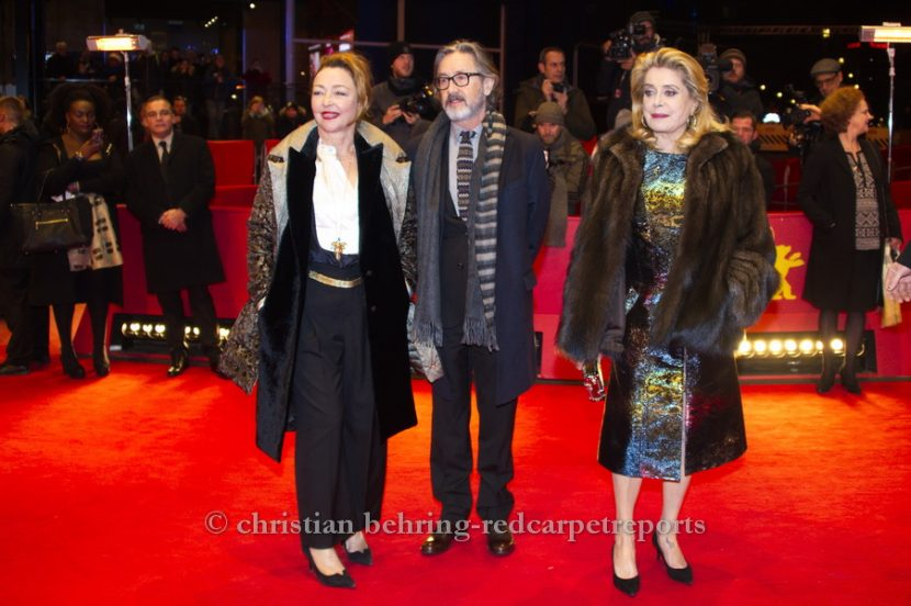 """SAGE FEMME"", Red Carpet, 67. BERLINALE, 14.02.2017"