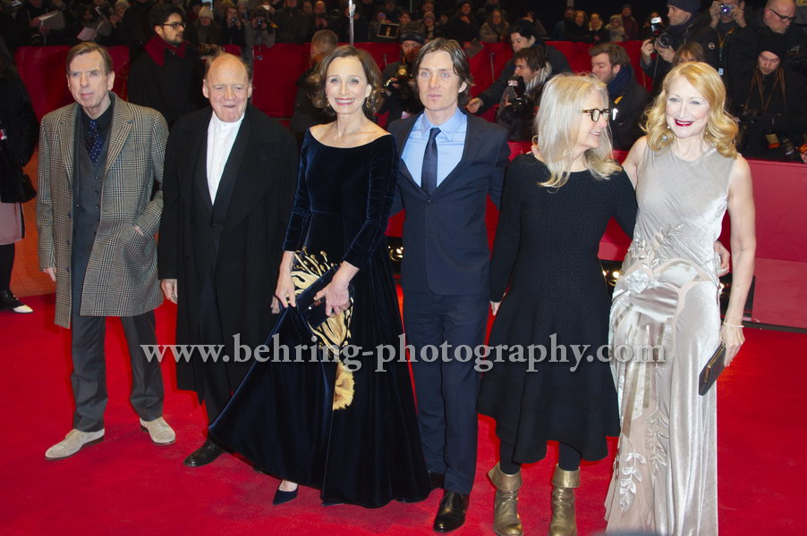 """THE PARTY"", Red Carpet, 67. BERLINALE, 13.02.2017"