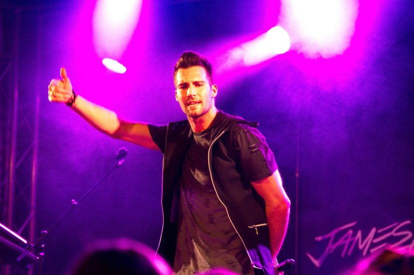James MASLOW, konzert im frannz club, Berlin, 13.03.2017