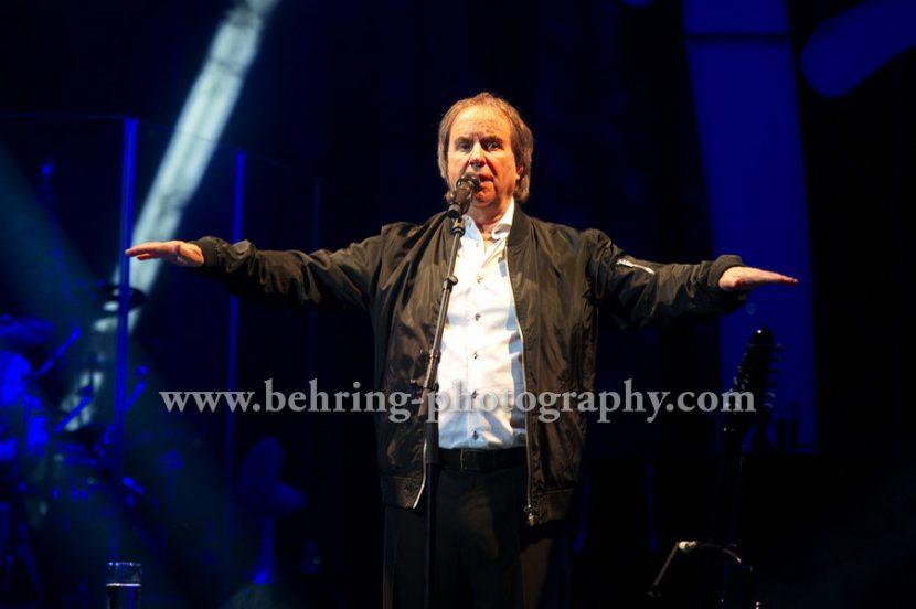 """""""Chris de BURGH"""", Konzert im Friedrichstadt-Palast, Berlin, 08.05.2017"""