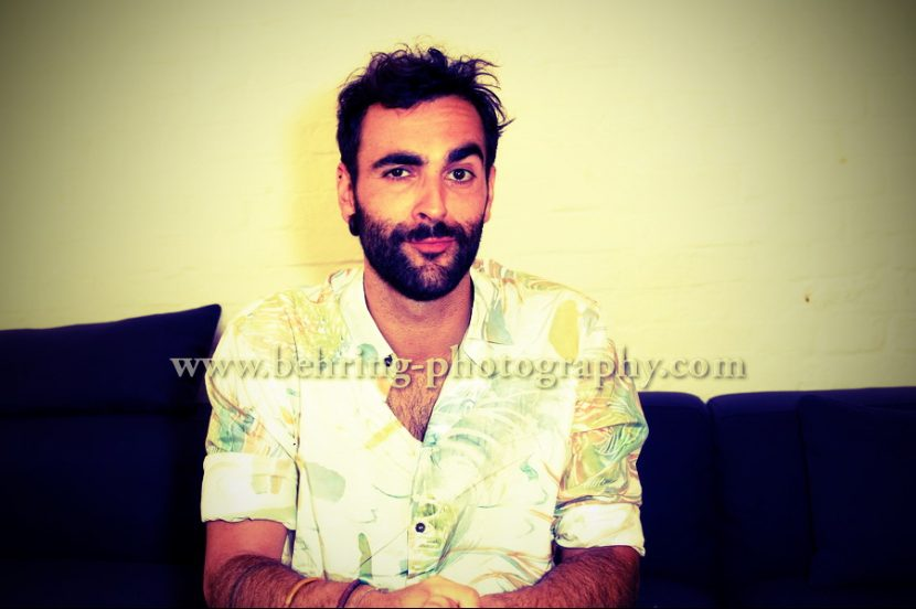 MARCO MENGONI, Photo Call, VEVO, Berlin, 28.08.2017