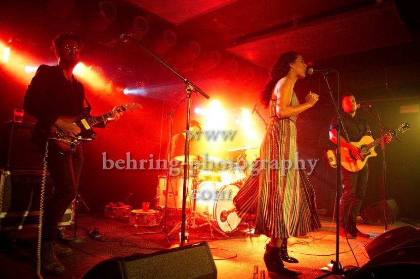 JOHNNYSWIM, Konzert im BiNuu, Berlin, 20.09.2017