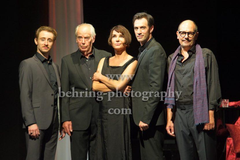 Die KAMELIENDAME, Schlosspark Theater, Berlin, Premiere am 10.09.2017