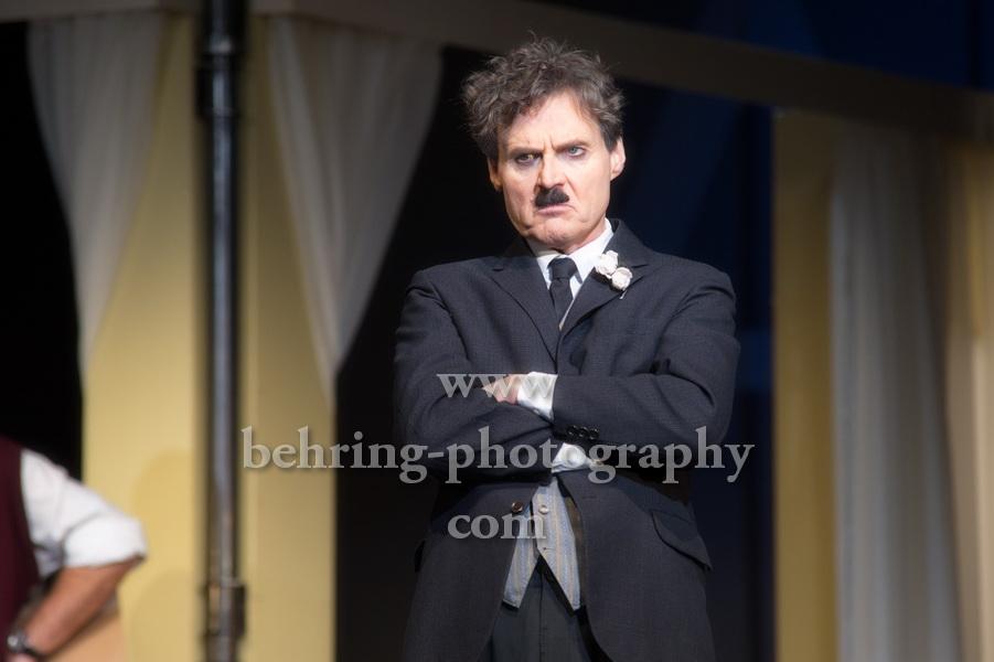 Ein gewisser Charles Spencer Chaplin, Schlosspark Theater, Berlin, Premiere am 14.10.2017