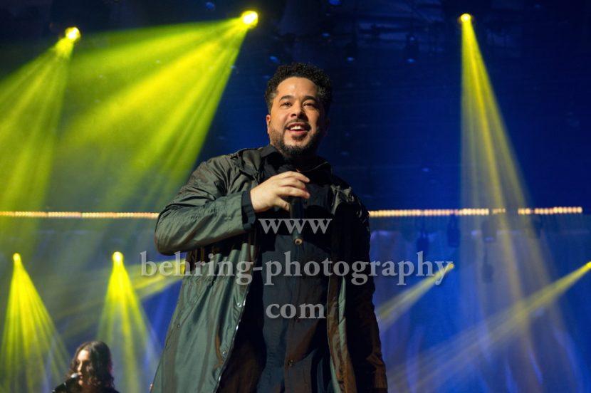 """Adel Tawil, """"So schoen anders""""-Tour, Konzert in der Columbia Halle, Berlin, 11.11.2017 (Photo: Christian Behring)"""