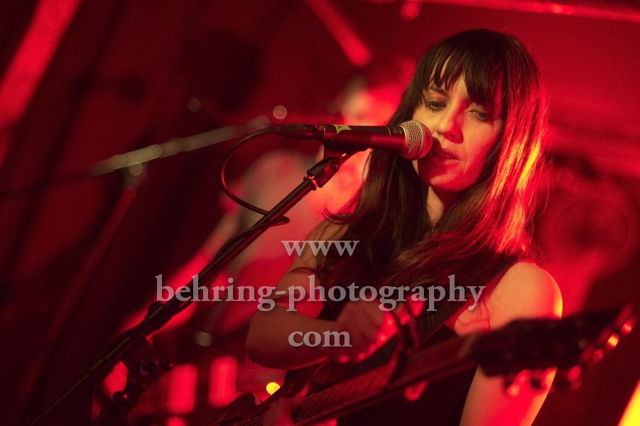 Mia Aegerter, Konzert im Auster Club, Berlin, 27.11.2017,