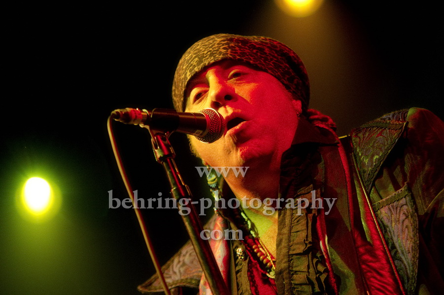Little Steven and the Disciples of Soul, Stevie Van Zandt, Konzert in der Columbia Halle, Berlin, 02.12.2017 (Photo: Christian Behring)