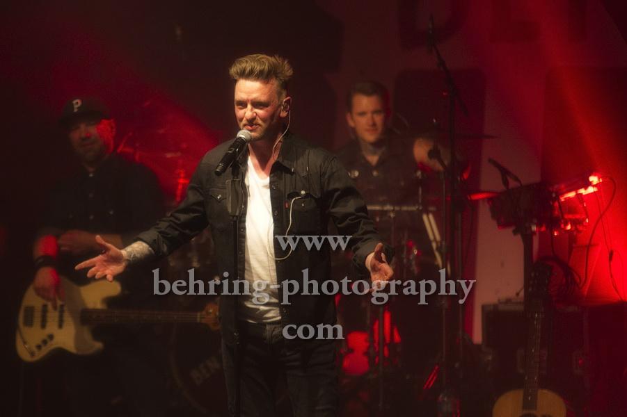 """Ben Zucker, """"Na und?!""""-Tour, Konzert im Columbia Theater, Berlin, 26.01.2018,"""