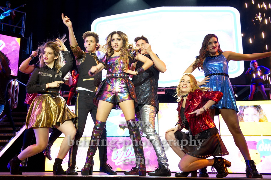 Soy Luna Live On Stage In Berlin