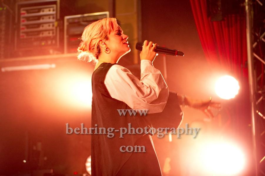 Lily ALLEN, Konzert im LIDO, Berlin, 06.04.2018