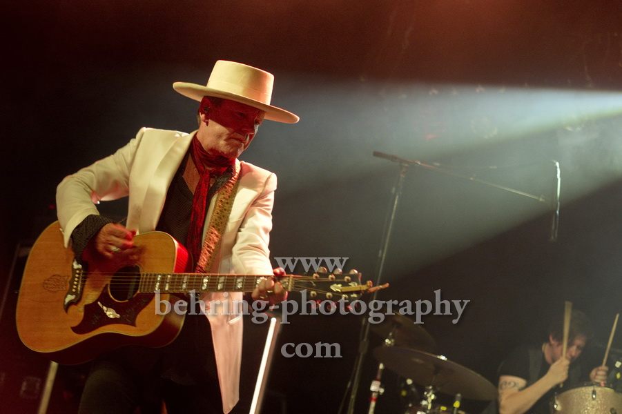 Kiefer SUTHERLAND, Konzert im Columbia Theater, Berlin, 12.06.2018