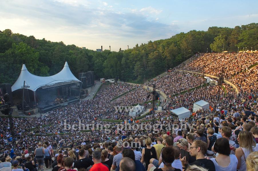 BEATSTEAKS und TOCOTRONIC, Konzert in der Waldbuehne, Berlin, 09.06.2018