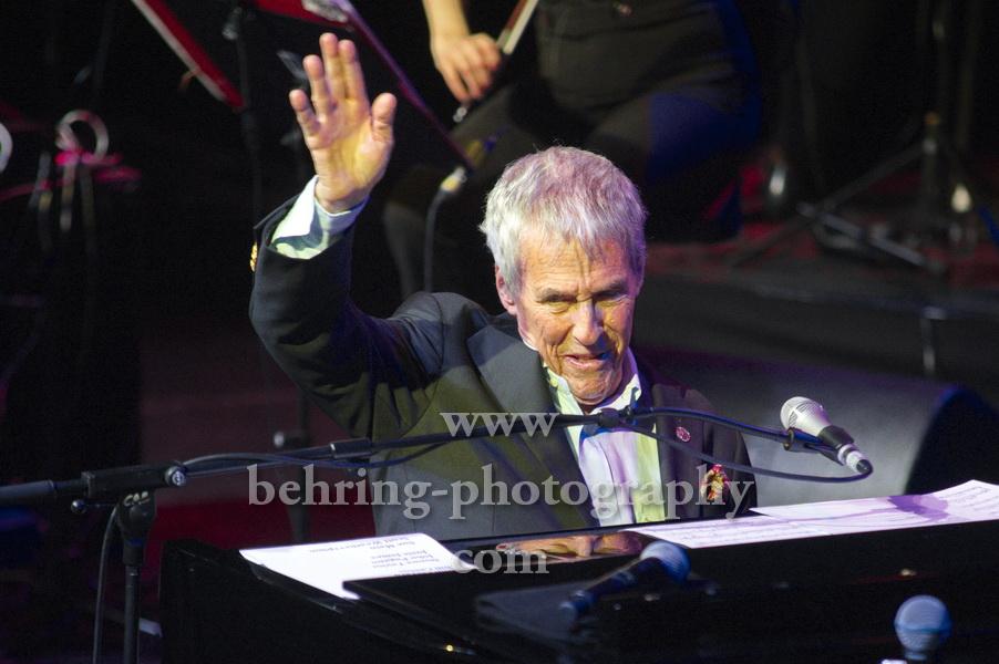 Burt BACHARACH, Konzert im Admiralspalast, Berlin, 14.07.2018