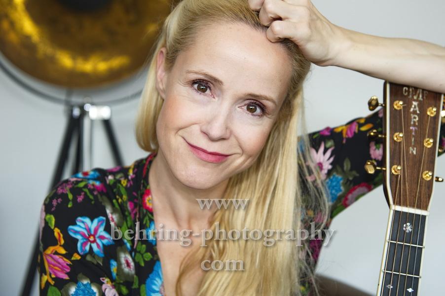 """Tina Dico"", Photocall, BMG, Berlin, 17.08.2018"