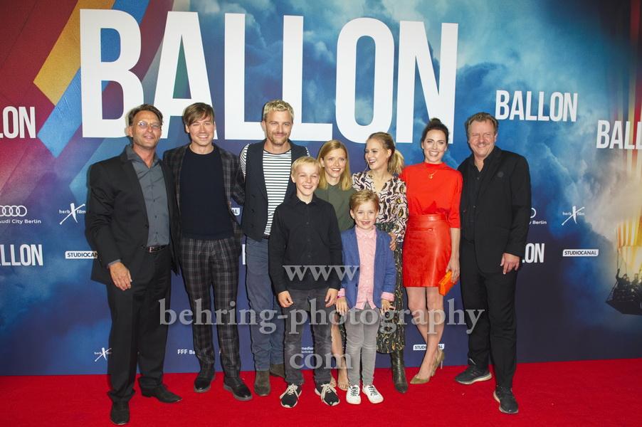 BALLON, Roter Teppich, ZOO PALAST, Berlin, 13.09.2018