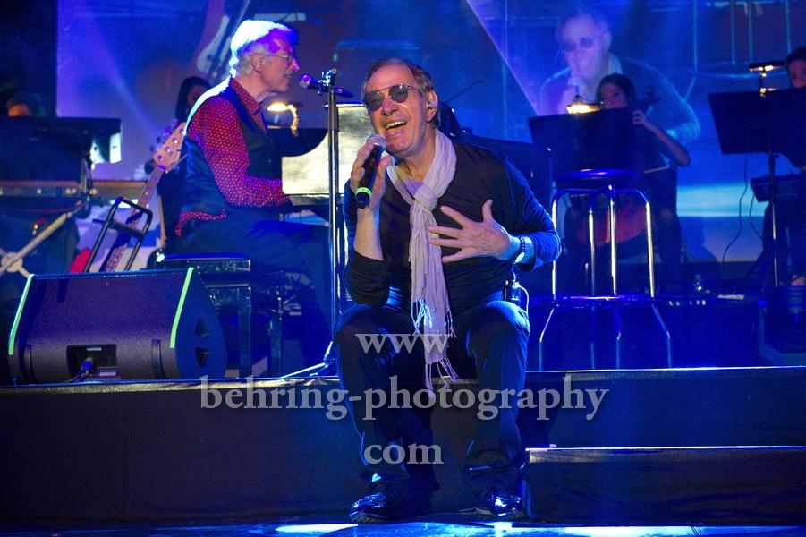 OLIVER ONIONS, Konzert, Columbiahalle, Berlin, 05.10.2018