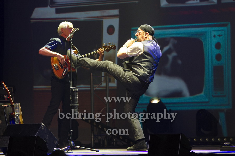 Jethro Tulls Ian Anderson, Konzert, Verti Music Hall, Berlin, 19.11.2018