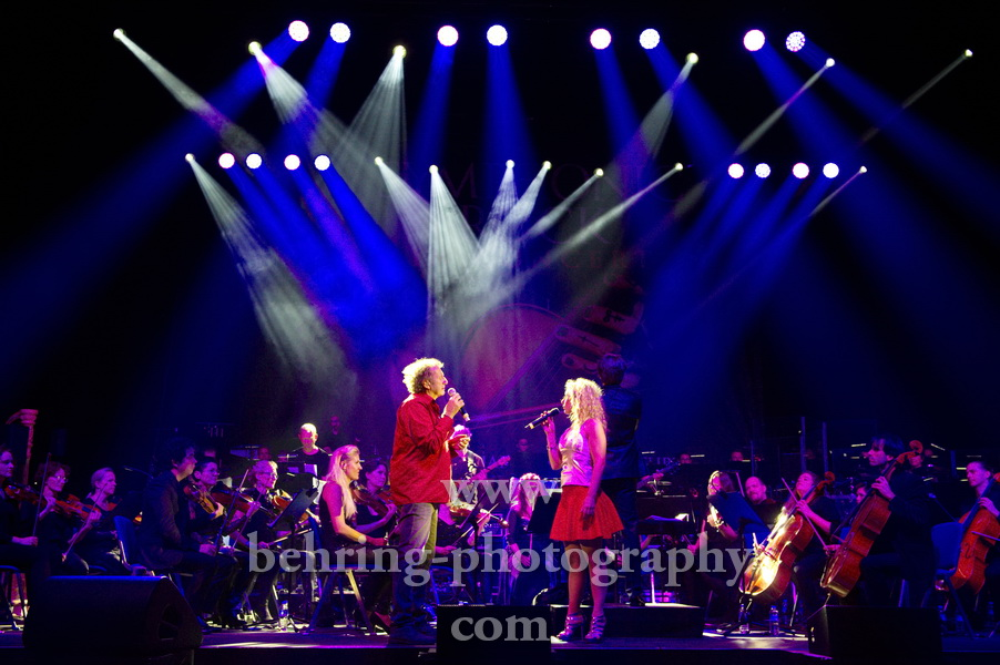 SYMPHONIC ROCK IN CONCERT, Konzert, Verti Music Hall, Berlin, 04.11.2018