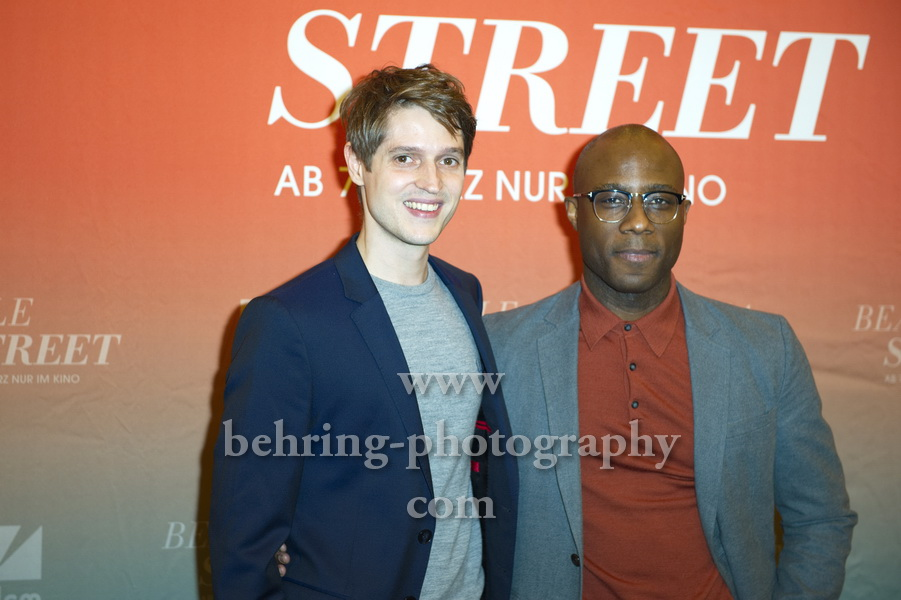 BEALE STREET, Premiere, Kino International, Berlin, 17.01.2019