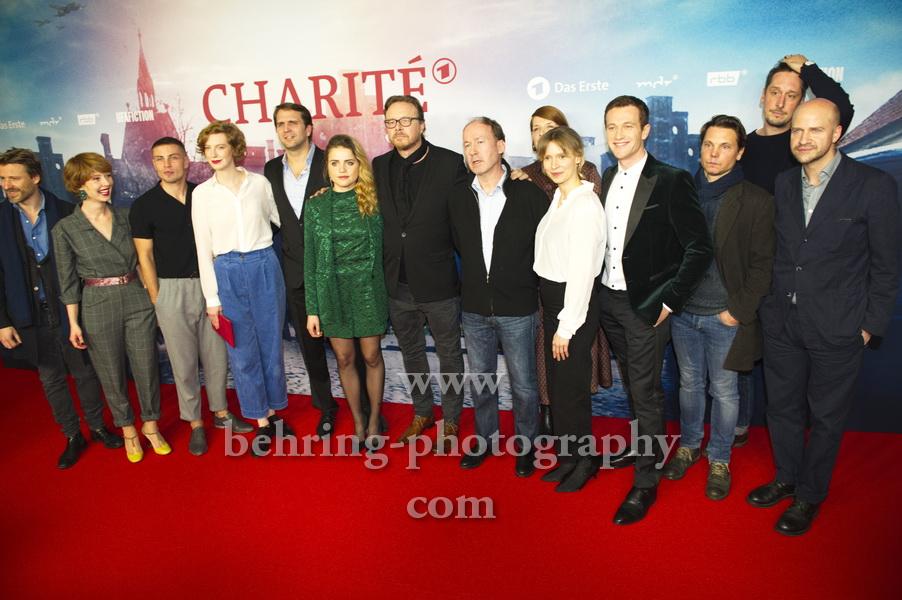 CHARITE, Premiere, ZOO PALAST, Berlin, 28.01.2019