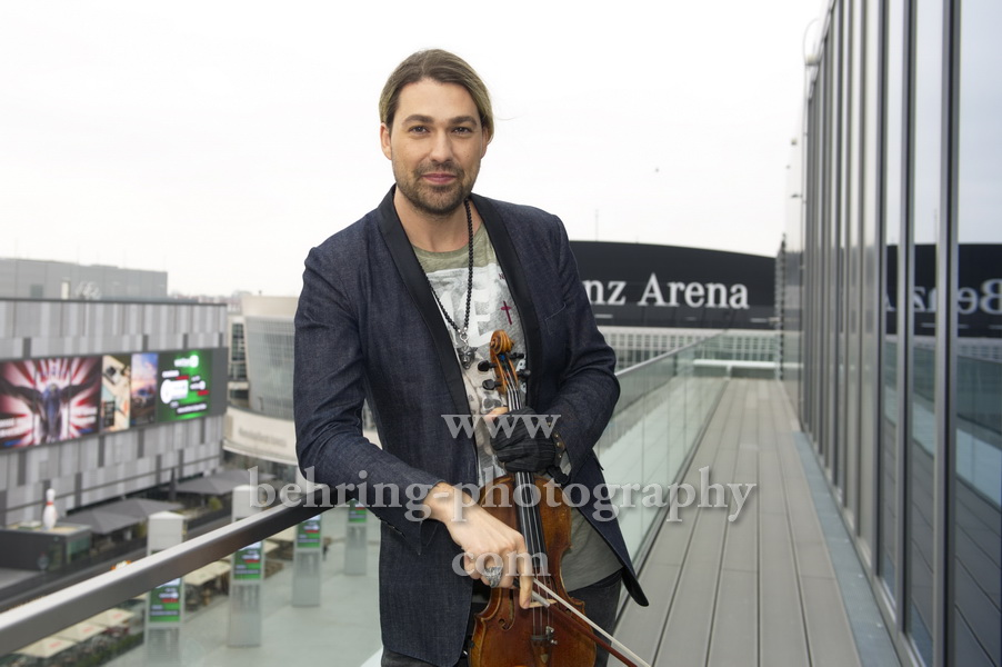 David GARRETT, Photo Call, 260 Grad Bar, Berlin, 21.03.2019
