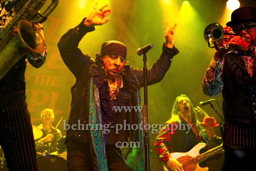 "Steven van Zandt, ""LITTLE STEVEN AND THE DISCIPLES OF SOUL"", Konzert, Huxleys, Berlin, 28.05.2019"