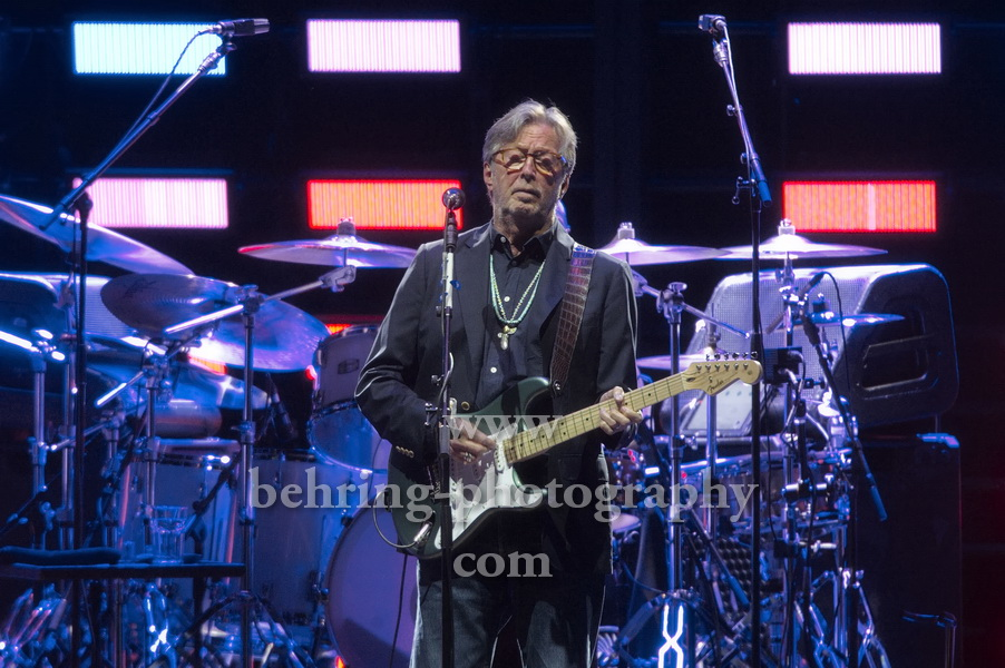 """Slowhand"" Eric CLAPTON - Konzert in der Berliner Mercedes-Benz Arena am 04.06.2019"