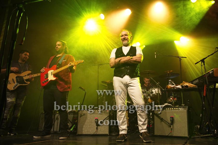 MEN AT WORK, Konzert im Columbia Theater, Berlin, am 04.07.2019