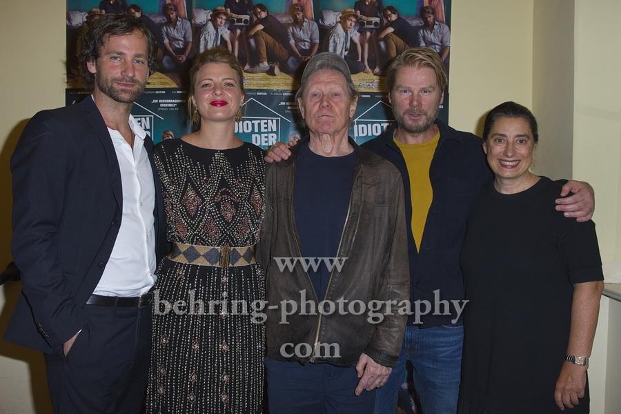 IDIOTEN DER FAMILIE, Premiere, Hackesche Hoefe Kino, Berlin, 12.09.2019
