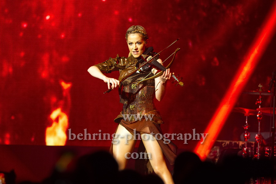 Lindsey STIRLING, Konzert, Columbiahalle, Berlin, 20.09.2019