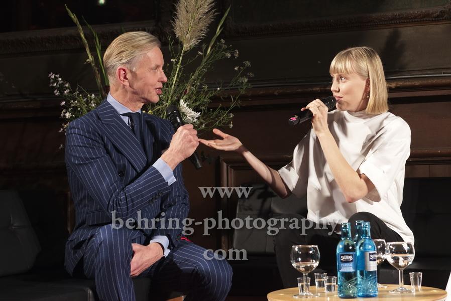 Max RAABE - MTV Unplugged, Pressekonferenz, Claerchens Ballhaus, Berlin, 22.10.2019