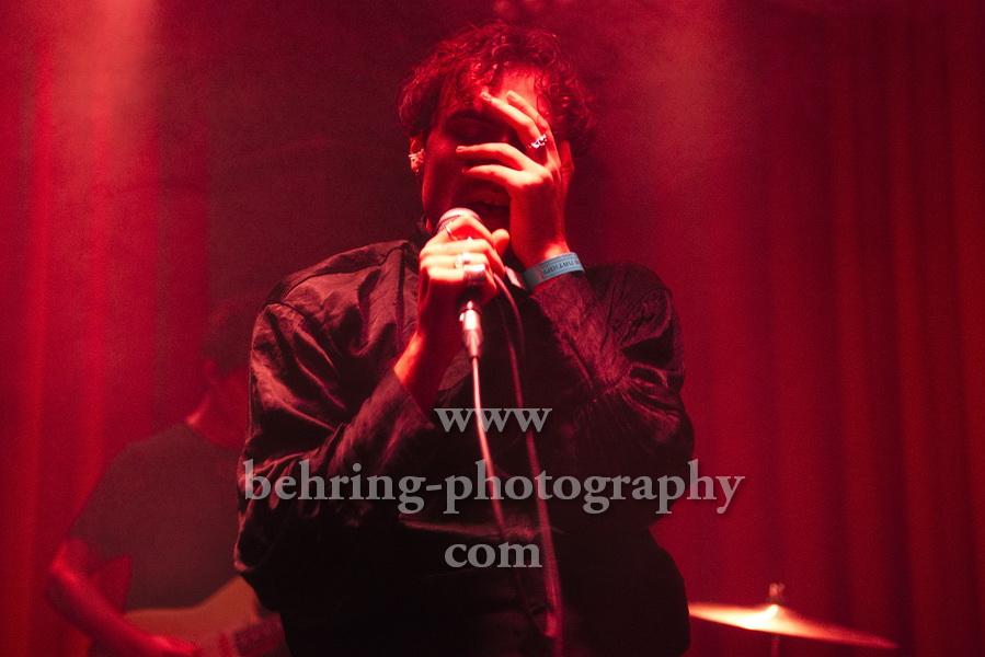 KEIR, Konzert, Privatclub, Berlin, 22.01.2020