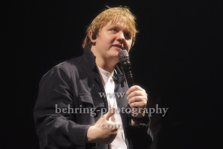 Lewis CAPALDI, Konzert, Verti Music Hall, Berlin, 09.02.2020