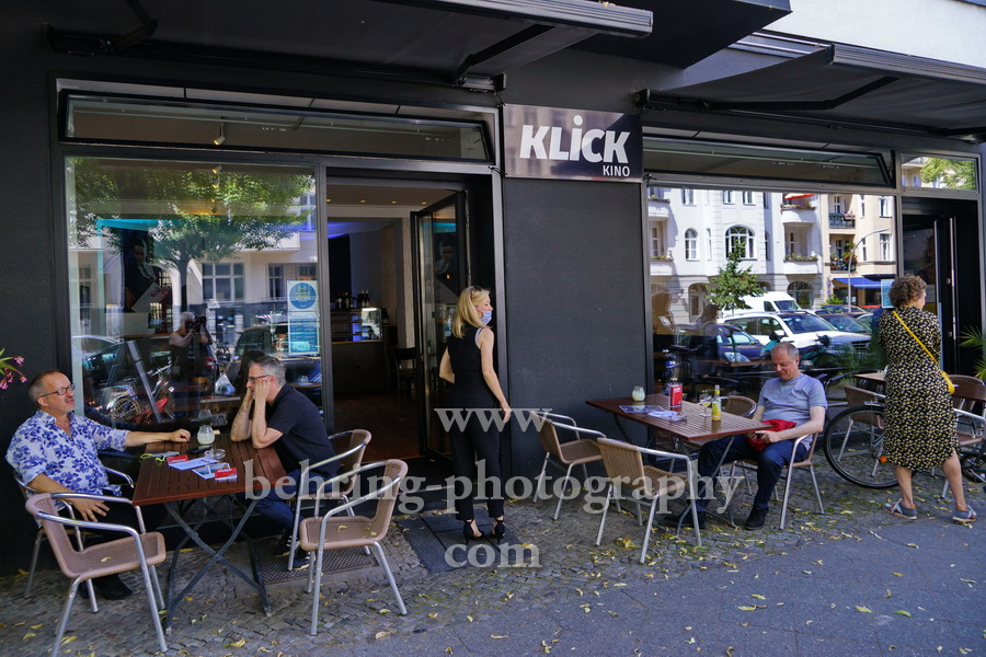 """KLICK KINO EROEFFNUNG"", Berlin, 04.07.2020"