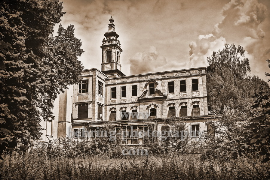 "Schloss Dammsmühle, ""LOST PLACES"", Brandenburg, 27.07.2020"