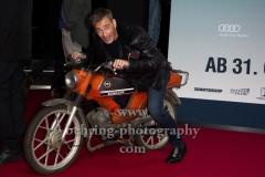 """25kmh"", Jan Sosniok, Roter Teppich zur Premiere, CineStar am Sony Center, Berlin, 25.10.2018 (Photo: Christian Behring)"