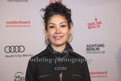 "Regisseurin Süheyla Schwenk (""Jiyan""), ""ACHTUNG BERLIN FESTIVALABSCHLUSS"", Photo Call, Kino Babylon, Berlin, 20.09.2020,"