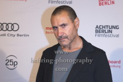 "Ali Ekber (""Jiyan""), ""ACHTUNG BERLIN FESTIVALABSCHLUSS"", Photo Call, Kino Babylon, Berlin, 20.09.2020,"