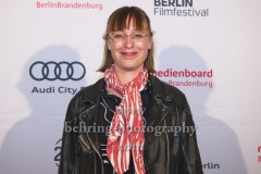 """Produzentin Roxana Richters (""""Jiyan""""), """"ACHTUNG BERLIN FESTIVALABSCHLUSS"""", Photo Call, Kino Babylon, Berlin, 20.09.2020,"""